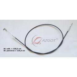 Gasleine 3-0583-6 1,5m