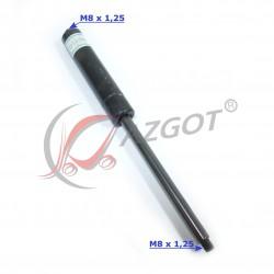 Gasfeder D123K-3