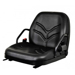 Gabelstapler Fahrersitz...