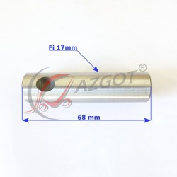 Verbindungsstift 17x68 mm