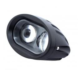 Lampe LED ET blau