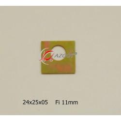 Distanzscheibe 0,5 mm WJ533C