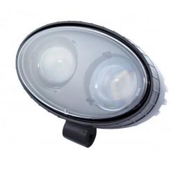 Lampe ET - blauer Zeiger